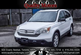 Used 2008 Honda CR-V EX for sale in Etobicoke, ON