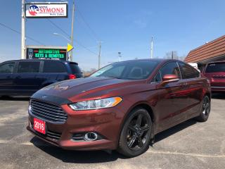 Used 2016 Ford Fusion SE for sale in Cobourg, ON