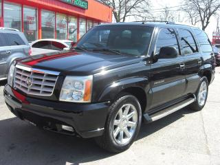 Used 2003 Cadillac Escalade AWD for sale in London, ON