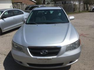 Used 2008 Hyundai Sonata for sale in London, ON