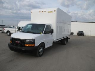 Used 2019 GMC Cutaway 16 FT.UNICELL BODY for sale in London, ON