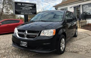 Used 2013 Dodge Grand Caravan SE 7 PASSENGERS NO ACCIDENT for sale in Mississauga, ON