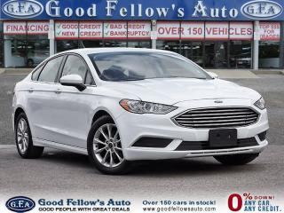 Used 2017 Ford Fusion SE MODEL, SUNROOF, REARVIEW CAMERA, HEATED SEATS for sale in Toronto, ON