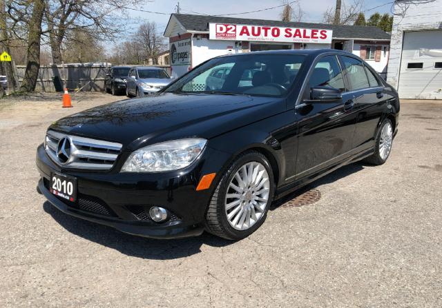 2010 Mercedes-Benz C-Class C250 4 Matic/Comes Certified/Leather Roof/Loaded
