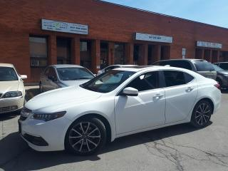 Used 2015 Acura TLX V6 Tech for sale in Toronto, ON