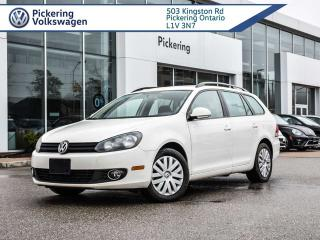 Used 2014 Volkswagen Golf Wagon TDI - DIESEL!! for sale in Pickering, ON