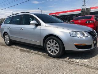 Used 2010 Volkswagen Passat Trendline, Tire Sets, Warranty, Certified for sale in Woodbridge, ON