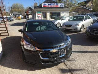 Used 2015 Chevrolet Malibu LS for sale in London, ON