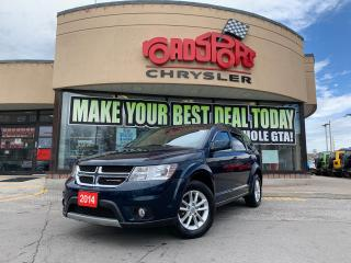 Used 2014 Dodge Journey SXT+LOADED+V6+U-CONN+ for sale in Toronto, ON