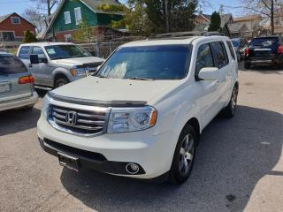 Used 2013 Honda Pilot Touring for sale in Brampton, ON