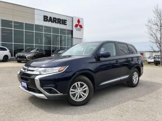 Used 2018 Mitsubishi Outlander ES *4 Wheel Drive *Heated Seats for sale in Barrie, ON