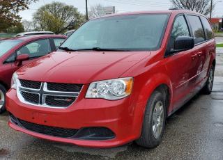 Used 2012 Dodge Grand Caravan SE for sale in Sarnia, ON