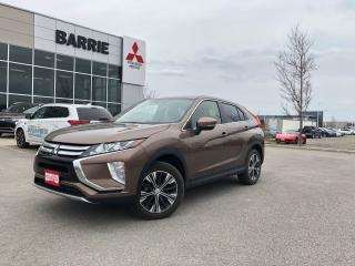 Used 2019 Mitsubishi Eclipse Cross SE *4 Wheel Drive *Heated Seats for sale in Barrie, ON