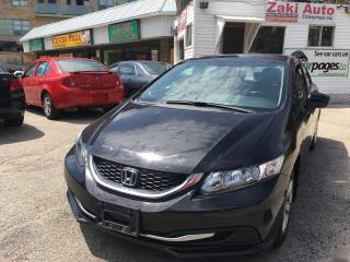 Used 2014 Honda Civic LX/Safety included the Asking price for sale in Toronto, ON