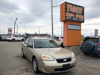 Used 2006 Chevrolet Malibu LS**AUTOMATIC**4 CYLINDER**NEW TIRES**AS IS for sale in London, ON