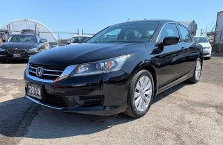 Used 2014 Honda Accord LX (CERTIFIED) (ONE OWNER) for sale in Brampton, ON