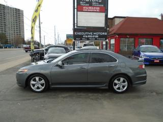 Used 2009 Acura TSX w/Premium Pkg /LOADED / ROOF / LEATHER / MINT / for sale in Scarborough, ON