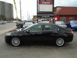 Used 2009 Acura TSX w/Premium Pkg/ LOADED / LEATHER / ROOF / ALLOYS / for sale in Scarborough, ON