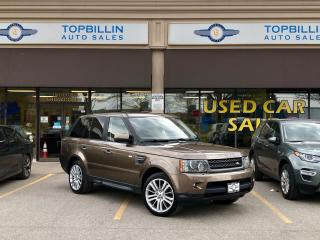 Used 2011 Land Rover Range Rover Sport LUX, Fully Loaded for sale in Vaughan, ON
