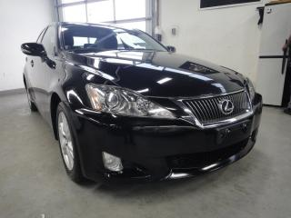 Used 2010 Lexus IS 250 ONE OWNER,NO ACCIDENT for sale in North York, ON