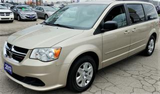 Used 2013 Dodge Grand Caravan SE for sale in Hamilton, ON