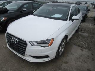Used 2016 Audi A3 Komfort for sale in Toronto, ON