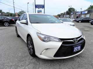 Used 2015 Toyota Camry XSE Navigation Reverse Camera for sale in Windsor, ON