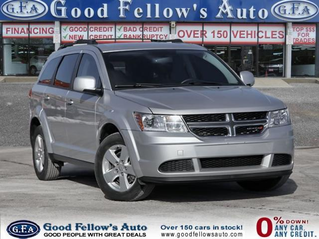 2016 Dodge Journey SE PLUS, 4CYL 2.4 LITER, 7 PASSENGER