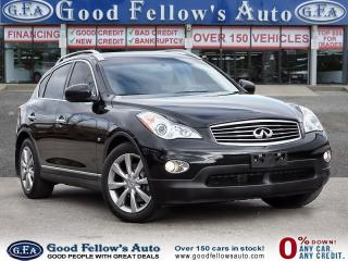 Used 2015 Infiniti QX50 LUXURY MODEL, AWD, REARVIEW CAMERA, HEATED SEATS for sale in Toronto, ON