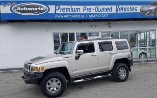 Used 2007 Hummer H3 SUV for sale in Langley, BC