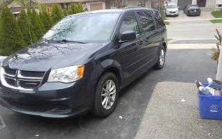 Used 2014 Dodge Grand Caravan SXT for sale in Oakville, ON