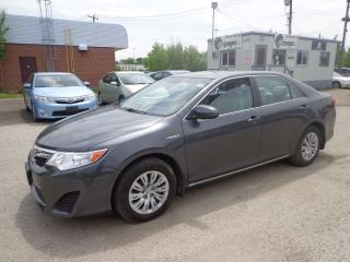Used 2013 Toyota Camry Hybrid CERTIFIED for sale in Kitchener, ON