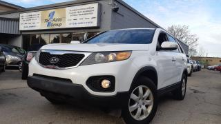 Used 2011 Kia Sorento LX for sale in Etobicoke, ON