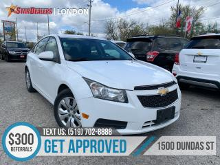 Used 2013 Chevrolet Cruze LT Turbo | 1OWNER for sale in London, ON