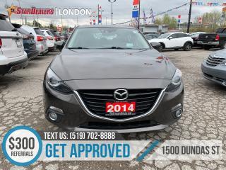 Used 2014 Mazda MAZDA3 Sport for sale in London, ON