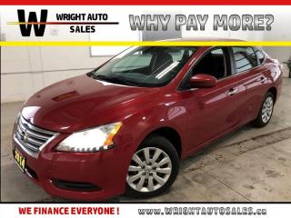 Used 2014 Nissan Sentra S|BLUETOOTH|KEYLESS ENTRY|77,177 KMS for sale in Cambridge, ON