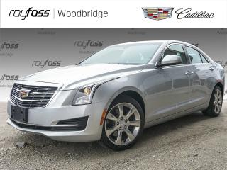 Used 2015 Cadillac ATS TURBO, AWD, BOSE, SUNROOF, BACKUP CAM for sale in Woodbridge, ON