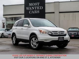 Used 2011 Honda CR-V EX-L 4WD | LEATHER | SUNROOF for sale in Kitchener, ON