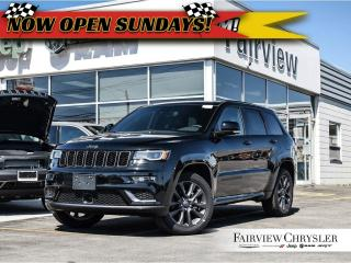 Used 2019 Jeep Grand Cherokee Overland High Altitude l BRAND NEW l for sale in Burlington, ON