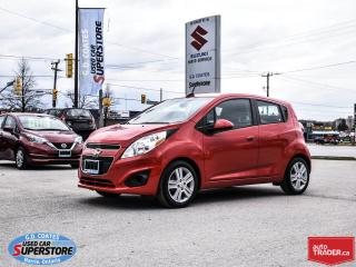 Used 2015 Chevrolet Spark LT for sale in Barrie, ON