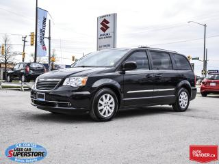 Used 2014 Chrysler Town & Country Touring ~Full Stow 'N Go ~Power Doors ~ Backup Cam for sale in Barrie, ON