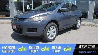 Used 2008 Mazda CX-7 GS ** All Wheel Drive, Clean CarFax, 2 Sets of Tir for sale in Bowmanville, ON