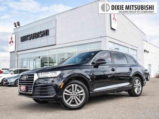 Used 2017 Audi Q7 TECHNIK & S-LINE   DRIVER ASSIST PKG   PRE SENSE for sale in Mississauga, ON
