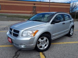 Used 2007 Dodge Caliber 4dr HB SXT FWD for sale in Mississauga, ON