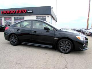 Used 2016 Subaru Impreza WRX WRX AWD 6SPD CAMERA BLUETOOTH CERTIFIED WARRANTY for sale in Milton, ON