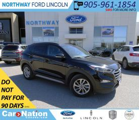 Used 2018 Hyundai Tucson SE | AWD | HTD PWR LEATHER | PANO ROOF | for sale in Brantford, ON