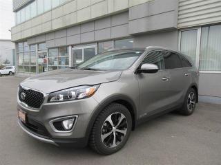 Used 2018 Kia Sorento 3.3L EX+ Sunroof/Leather/AWD/Camera/HUGE DEMO SALE ON- Limited time ONLY! We are open this Sunday May 12th for sale in Mississauga, ON