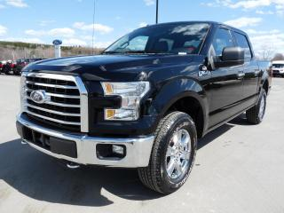 Used 2016 Ford F-150 XTR CREW V8 5L 4X4 , TAUX 2.9% for sale in Vallée-Jonction, QC