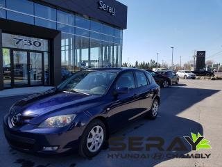 Used 2008 Mazda MAZDA3 Sport GX for sale in Chambly, QC