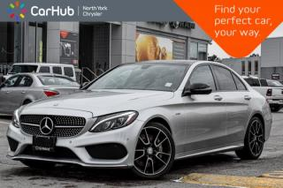 Used 2016 Mercedes-Benz C-Class C 450 AMG|AMG-Styling.Parking.Memory.Pkgs|Pano_Sunroof| for sale in Thornhill, ON
